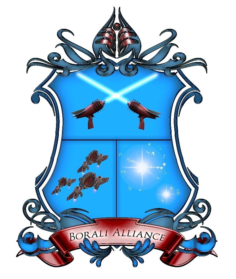 Borali Military Crest